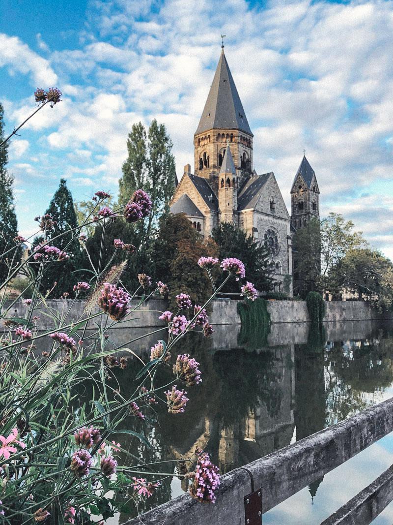 Kathedrale Metz - Reiseblog Bravebird