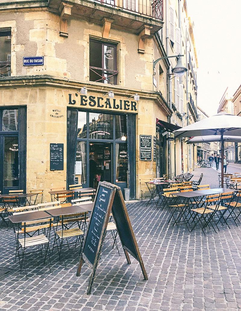 Restaurant in Metz - Reiseblog Bravebird