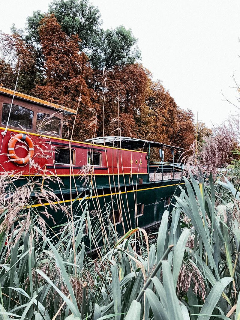 Hausboote in Metz - Reiseblog Bravebird