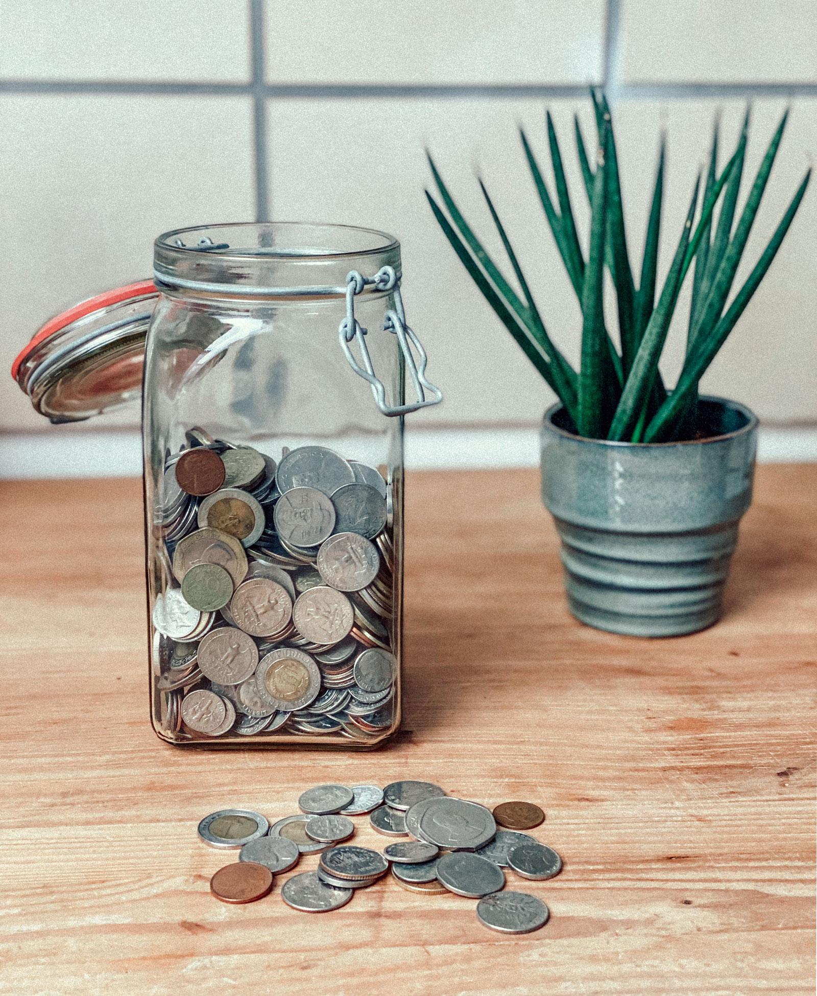 Fremdwährungen Münzen tauschen - Reiseblog Bravebird