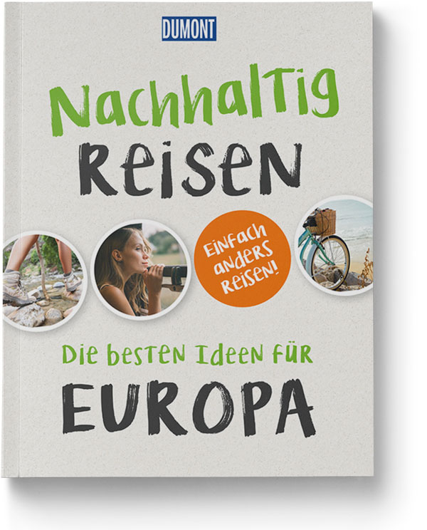 Nachhaltig reisen in Europa - Dumont Verlag - Reiseblog Bravebird