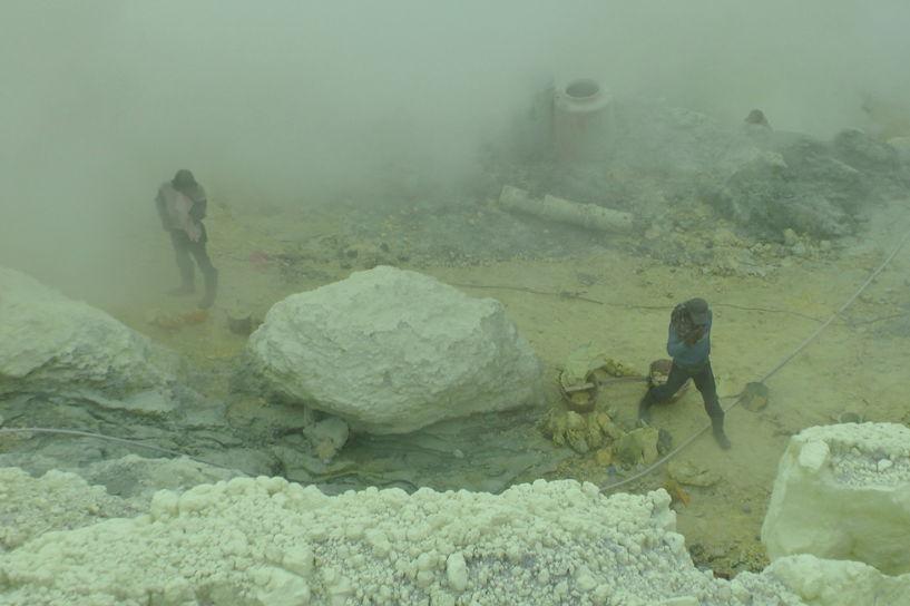 Krater Java