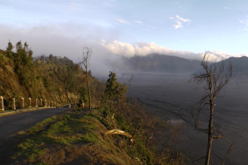 Java Krater
