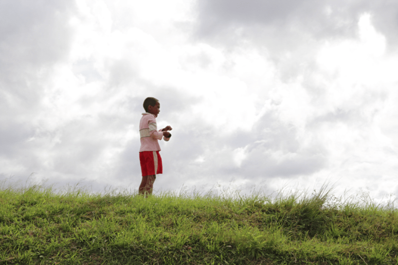 Madagaskar Kinder