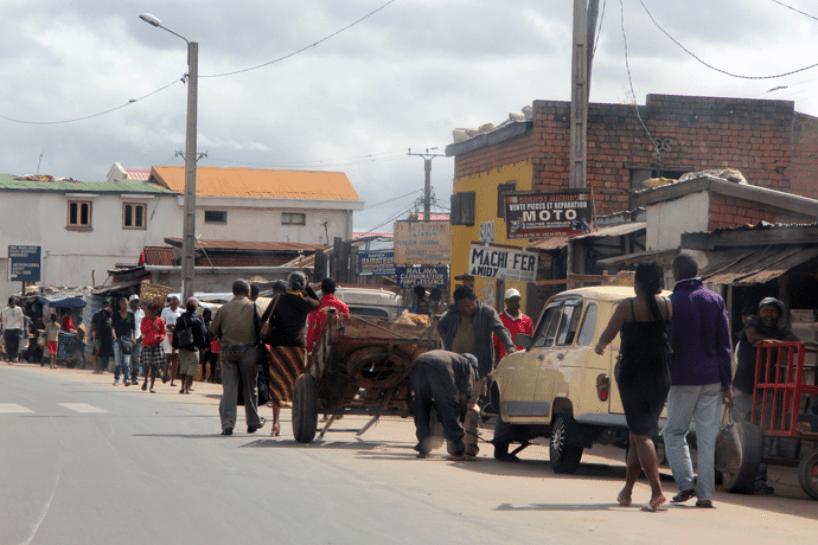 Madagaskar Renault Tana
