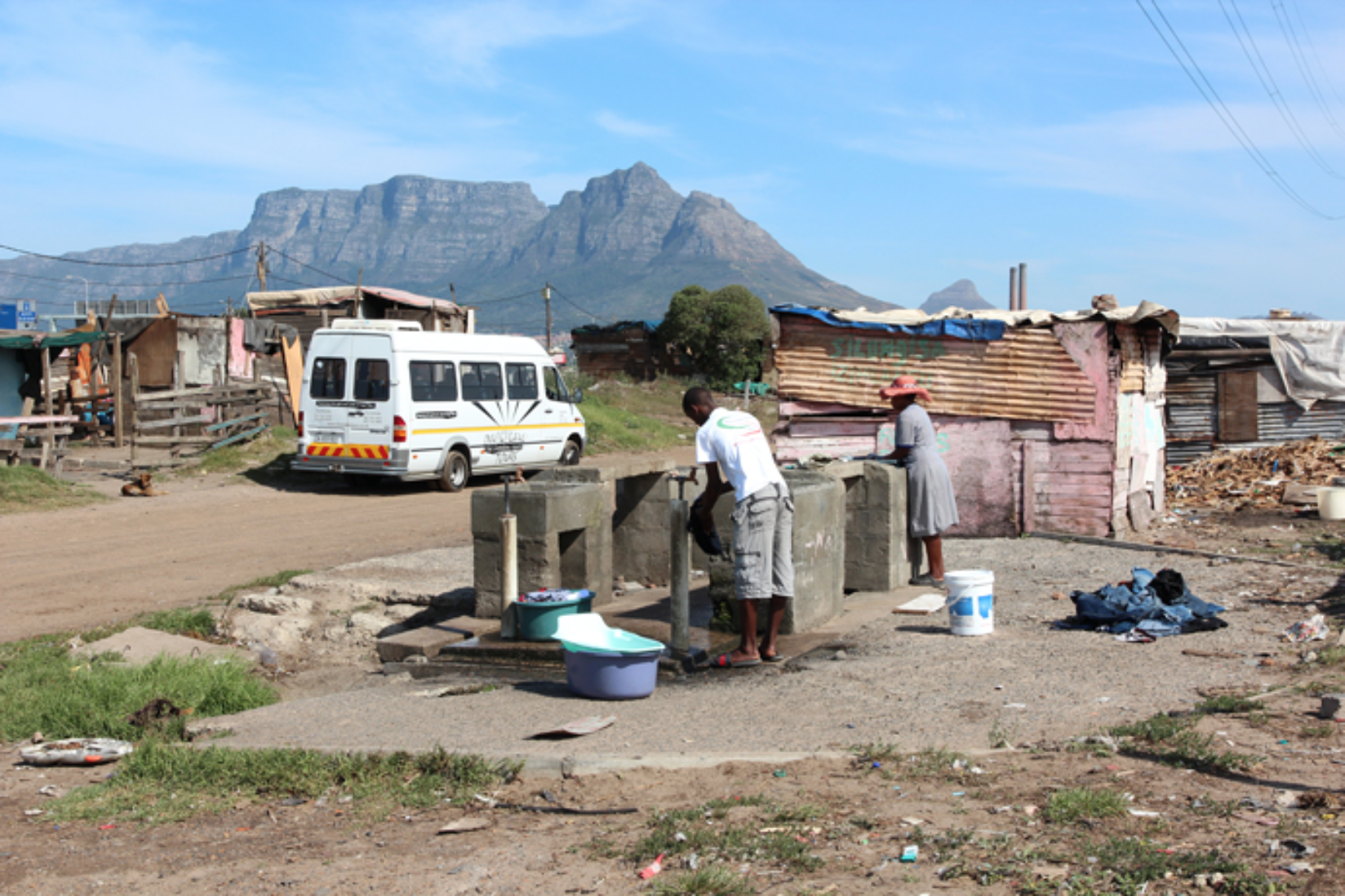 Kapstadt Slums