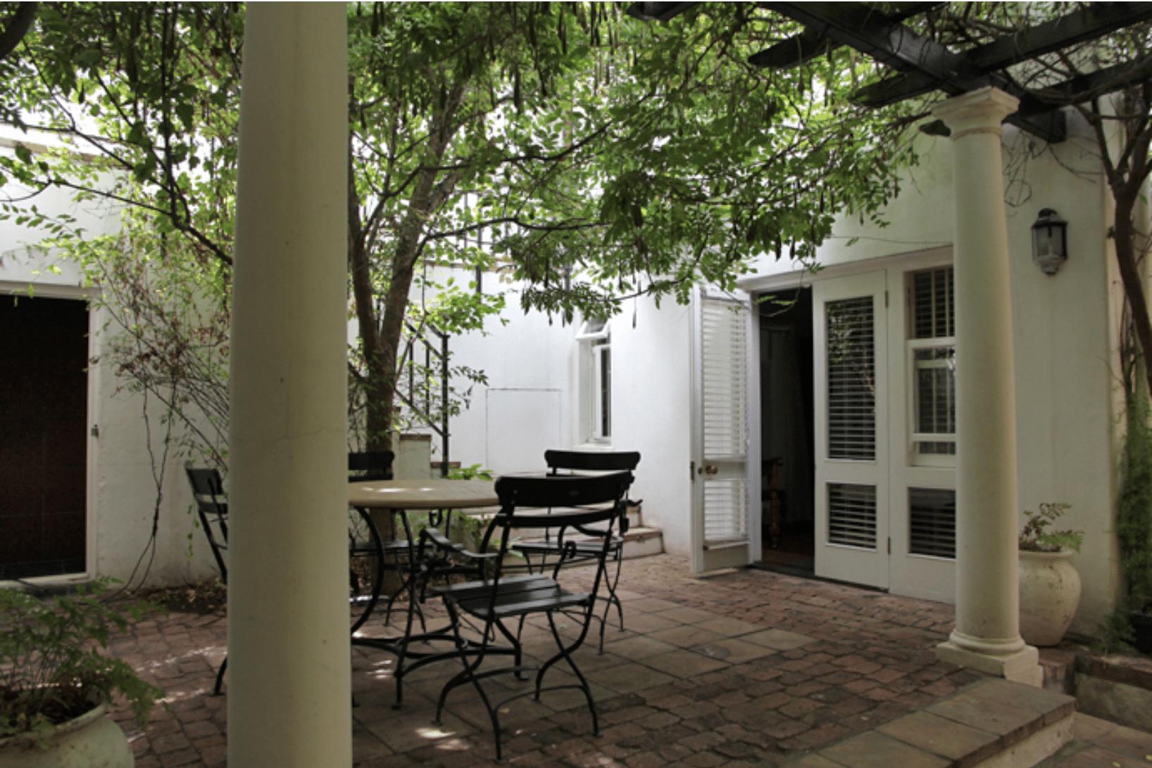 Guest house Tintagel Kapstadt