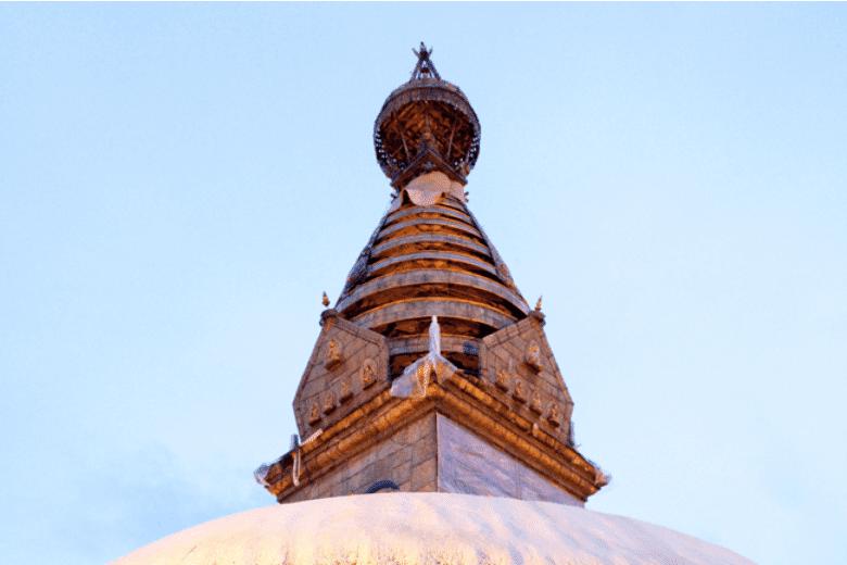 Nepal Kathmandu Monkey Temple