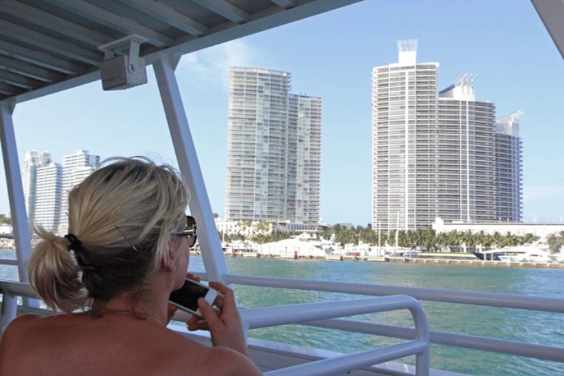 Miami Boat Trip