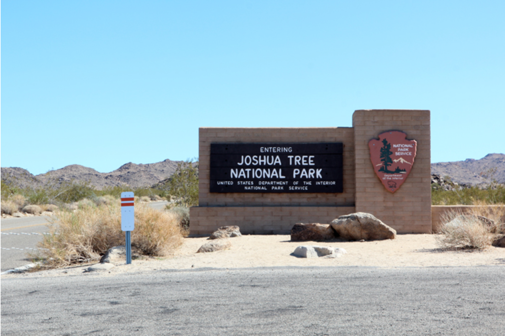Nationalpark Joshua Tree deutsch