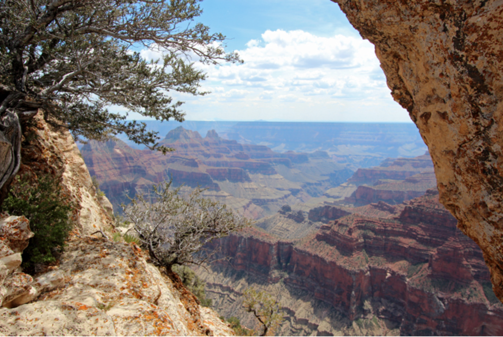 Grand Canyon Blick