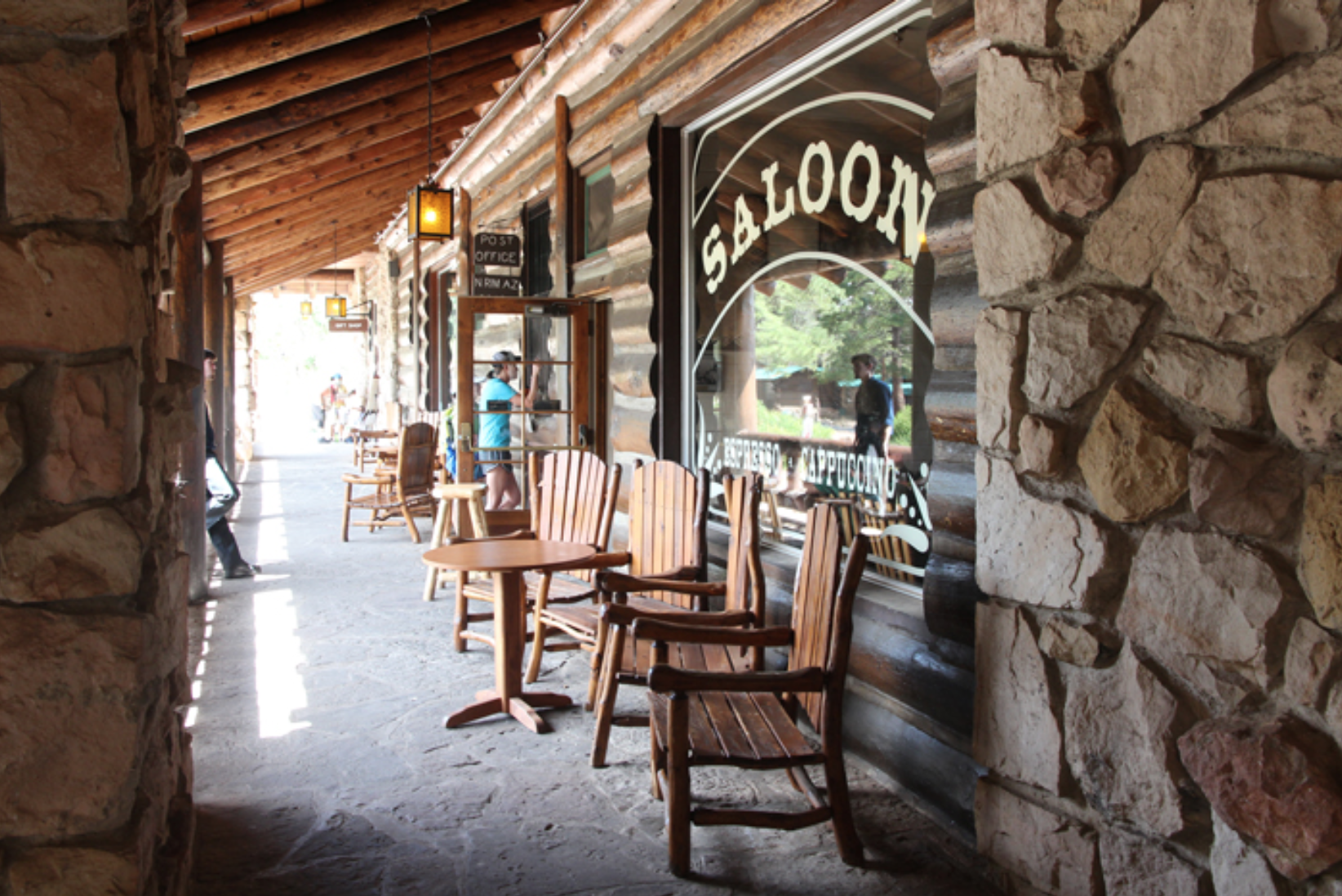 Grand Canyon Restaurant Saloon
