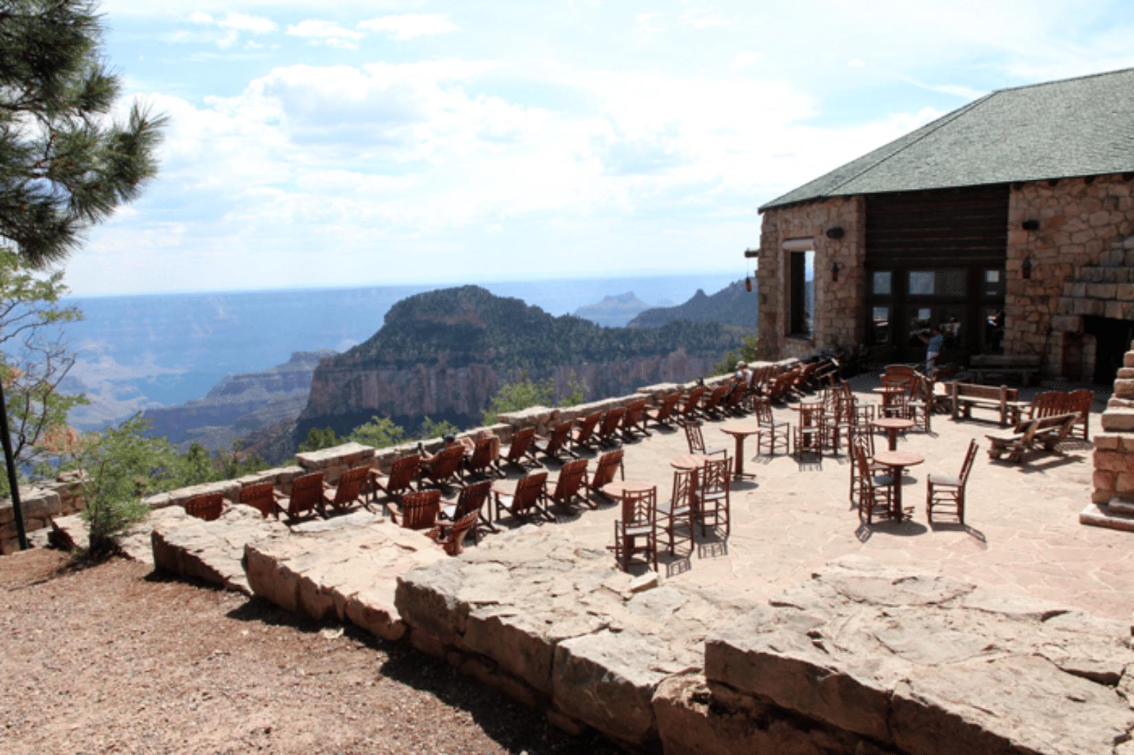 Grand Canyon Aussichtspunkt