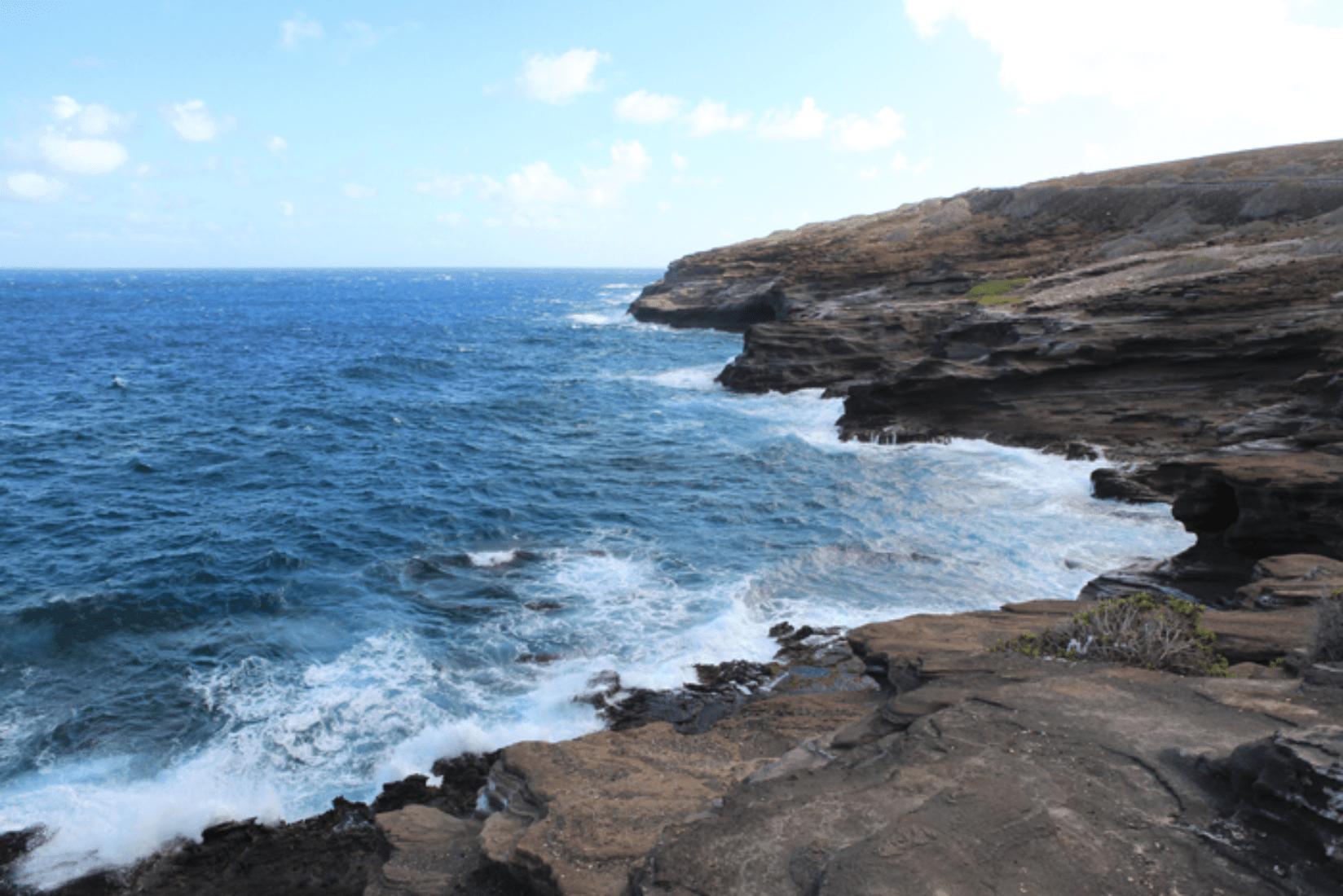 O'ahu Hawaii Küste