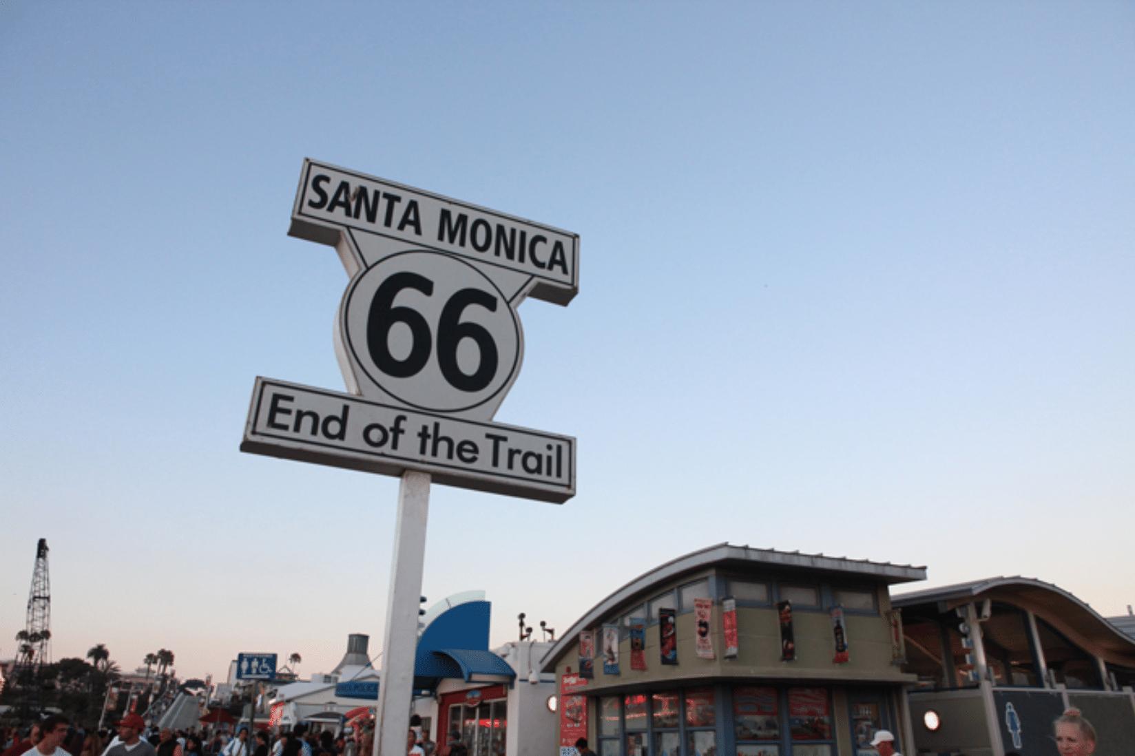 Santa Monica Pier Blog