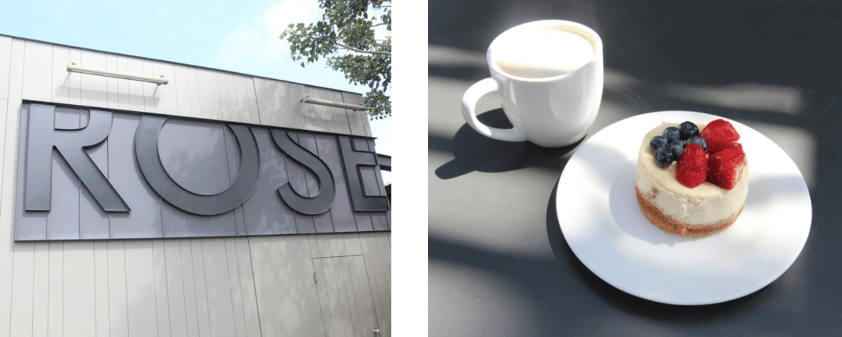 Rose Cafe Los Angeles