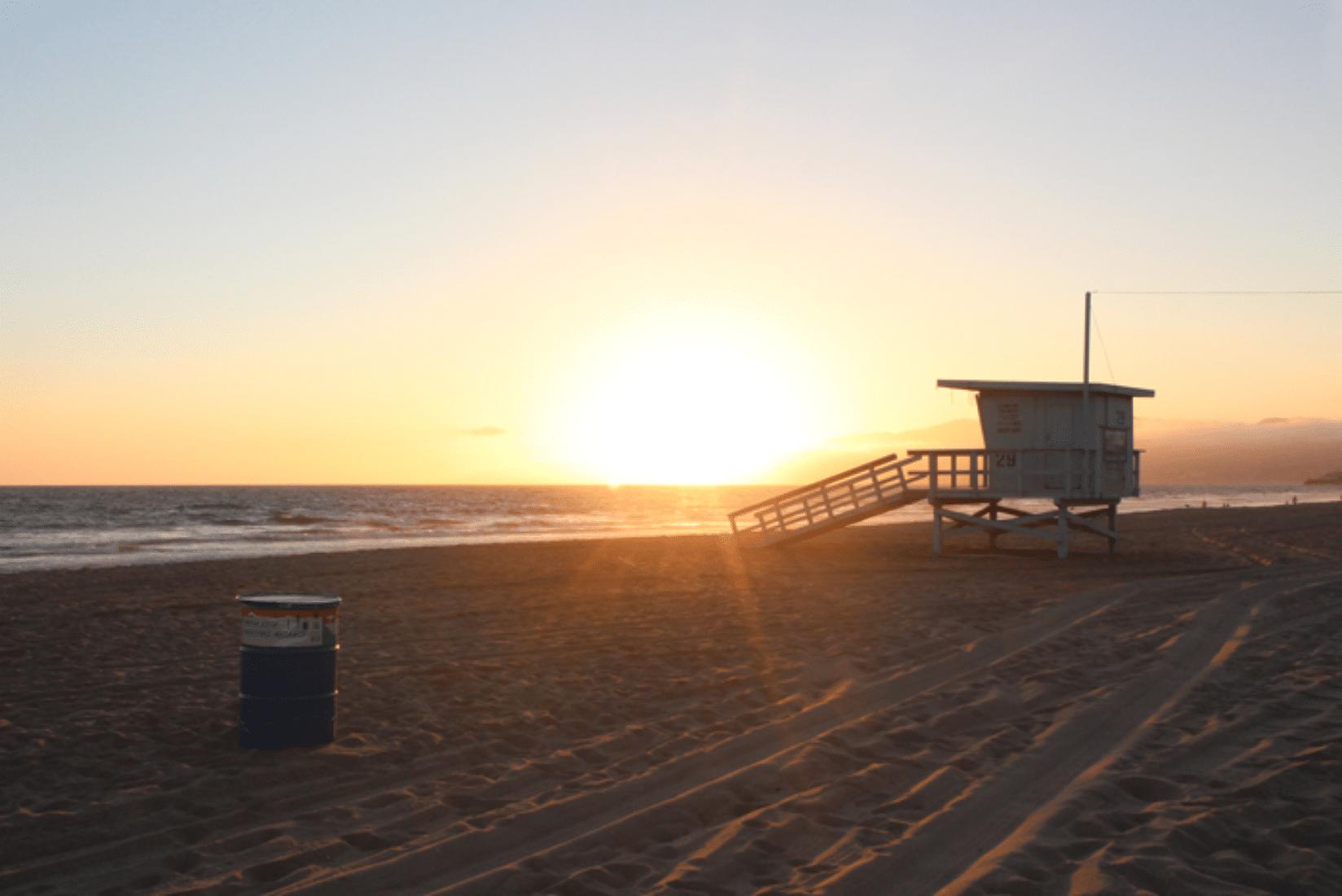Venice Beach Reiseblog