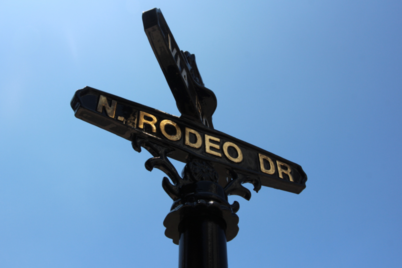 Rodeo Drive Los Angeles Reise