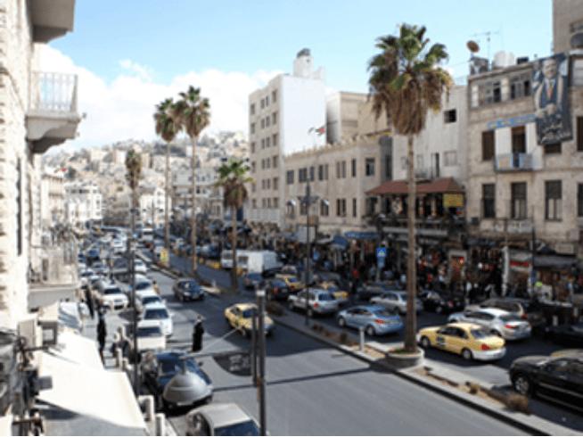 Amman Jordanien Bericht