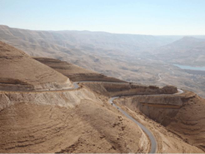 Jordanien Wüste Bericht