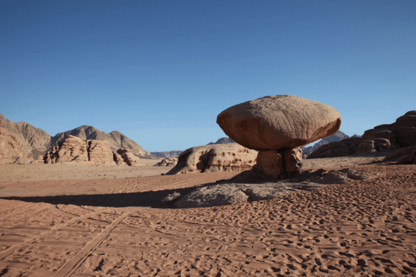 Wadi Rum Mushroom