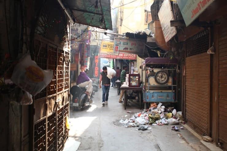 Delhi Indien Reiseblog