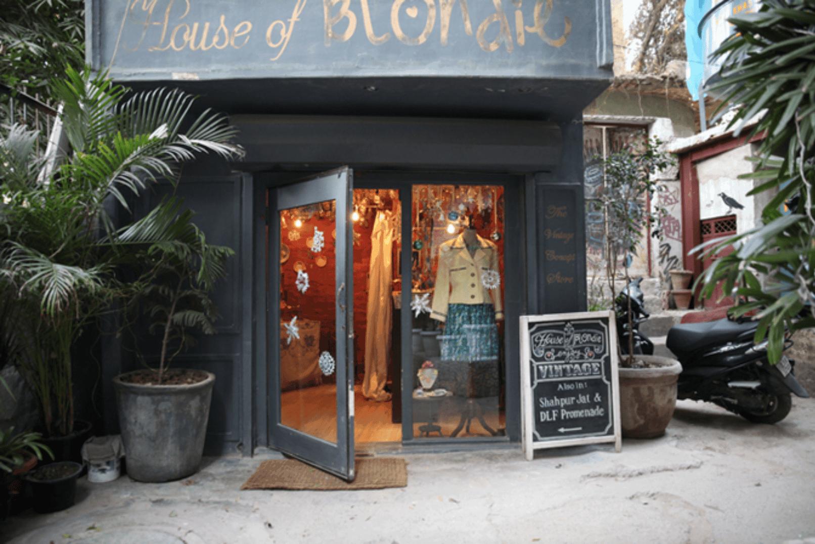 Shops Neu-Delhi