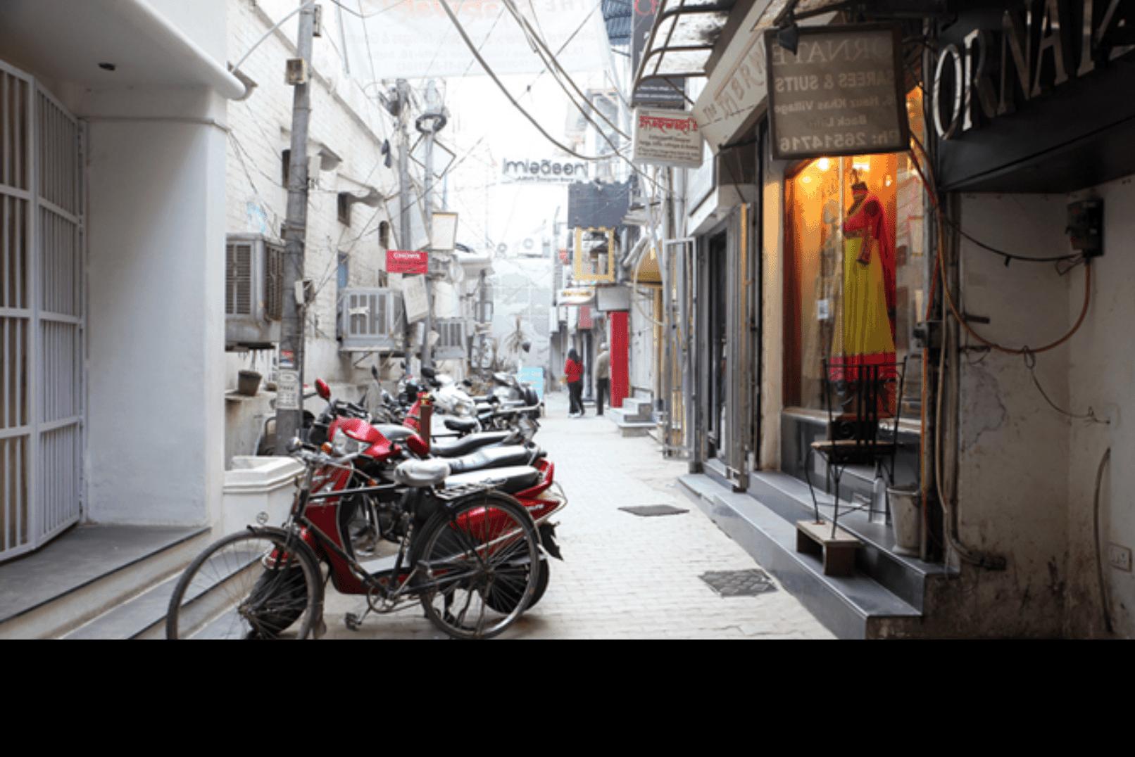 REiseblog Style Delhi