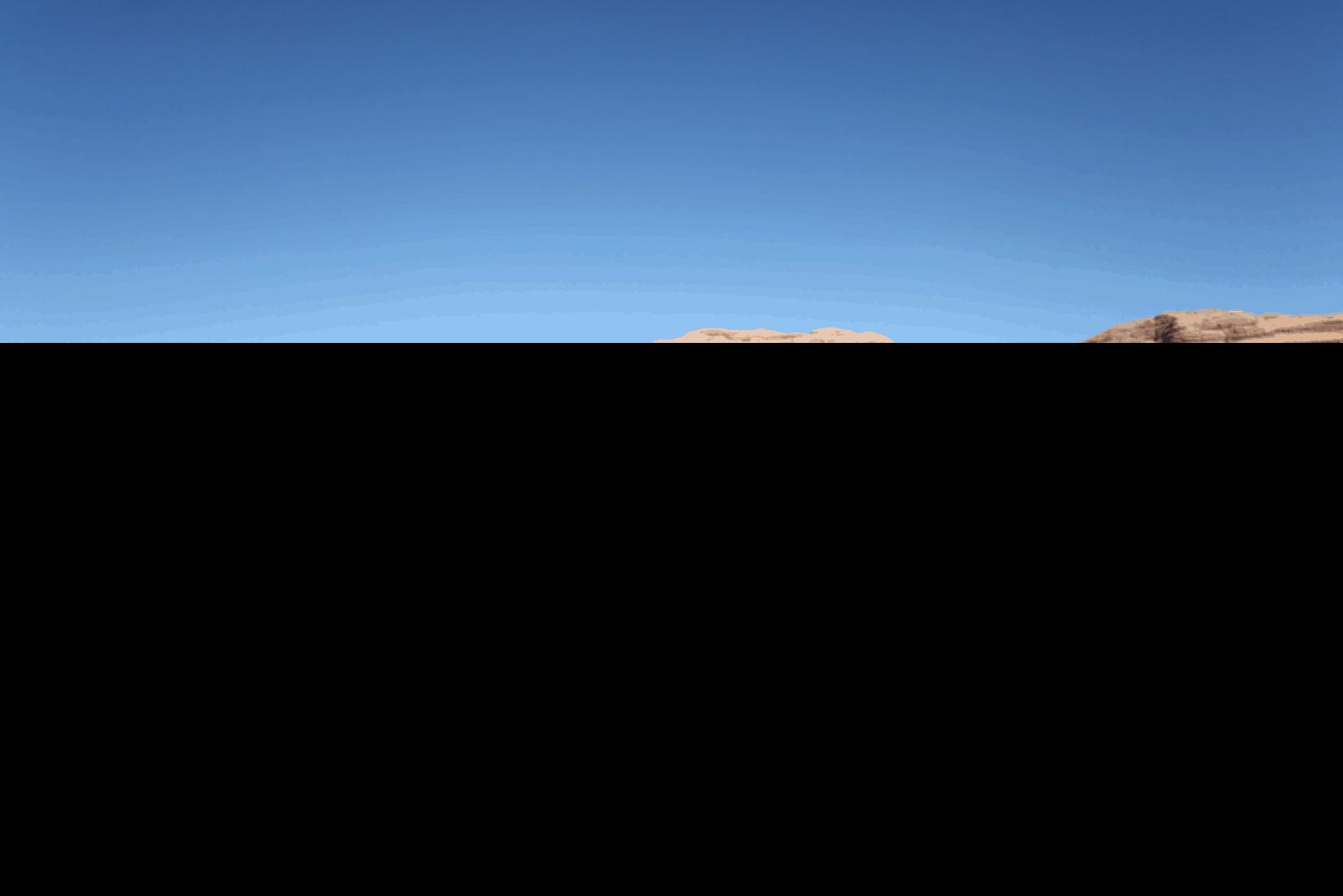 Wadi Rum Zeltcamp
