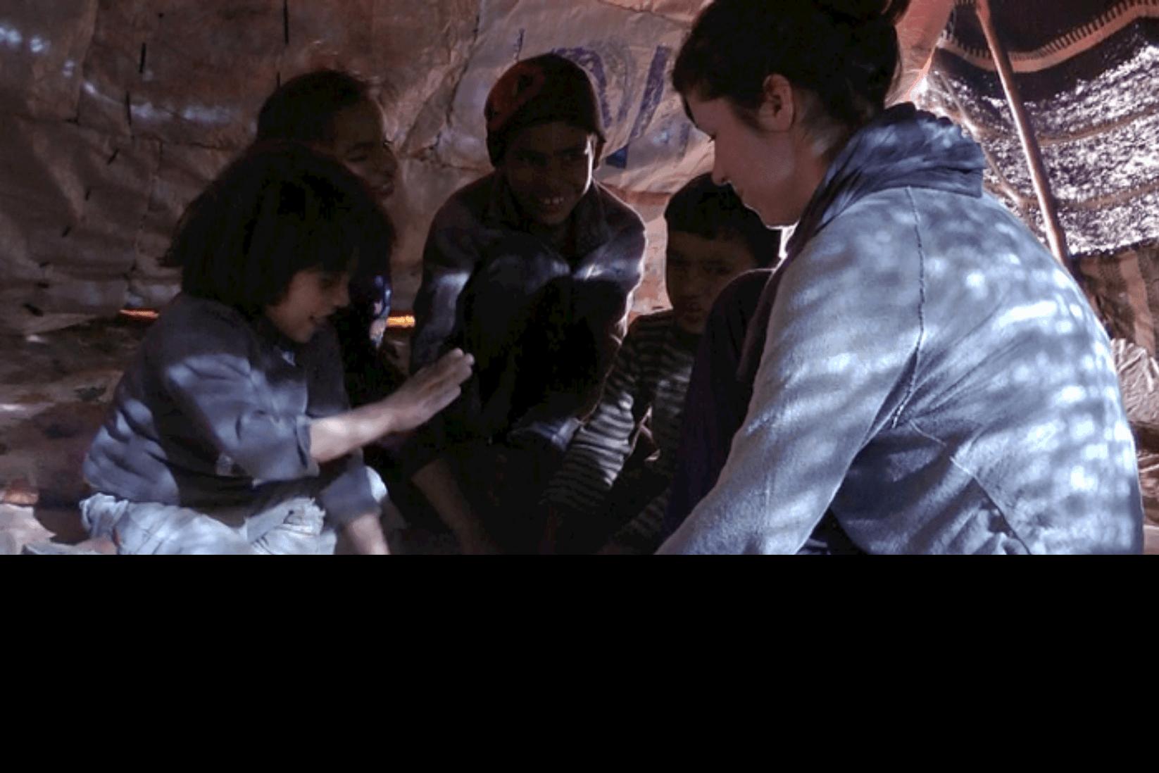 Wadi Rum Kinder