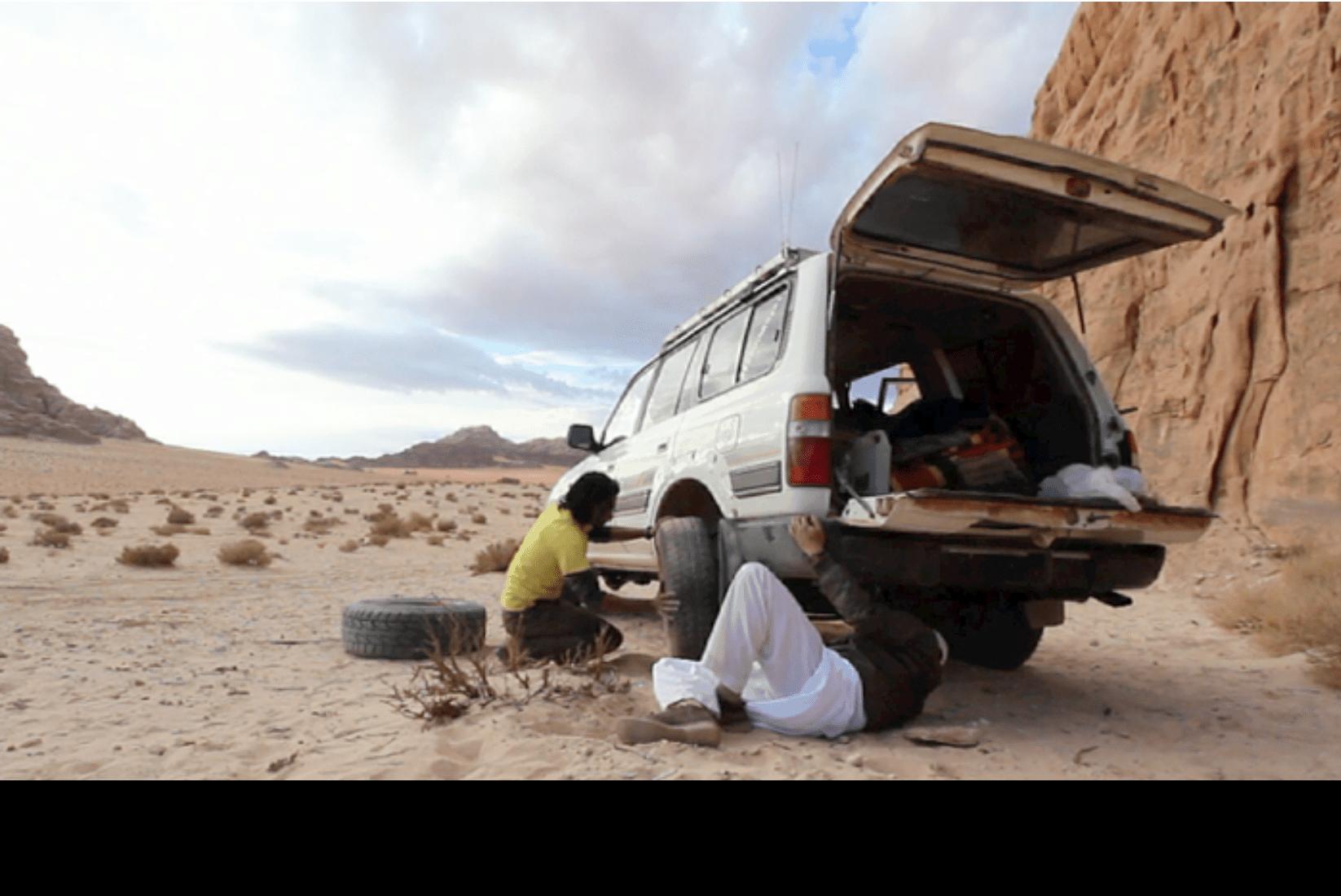 Wadi Rum Offroad