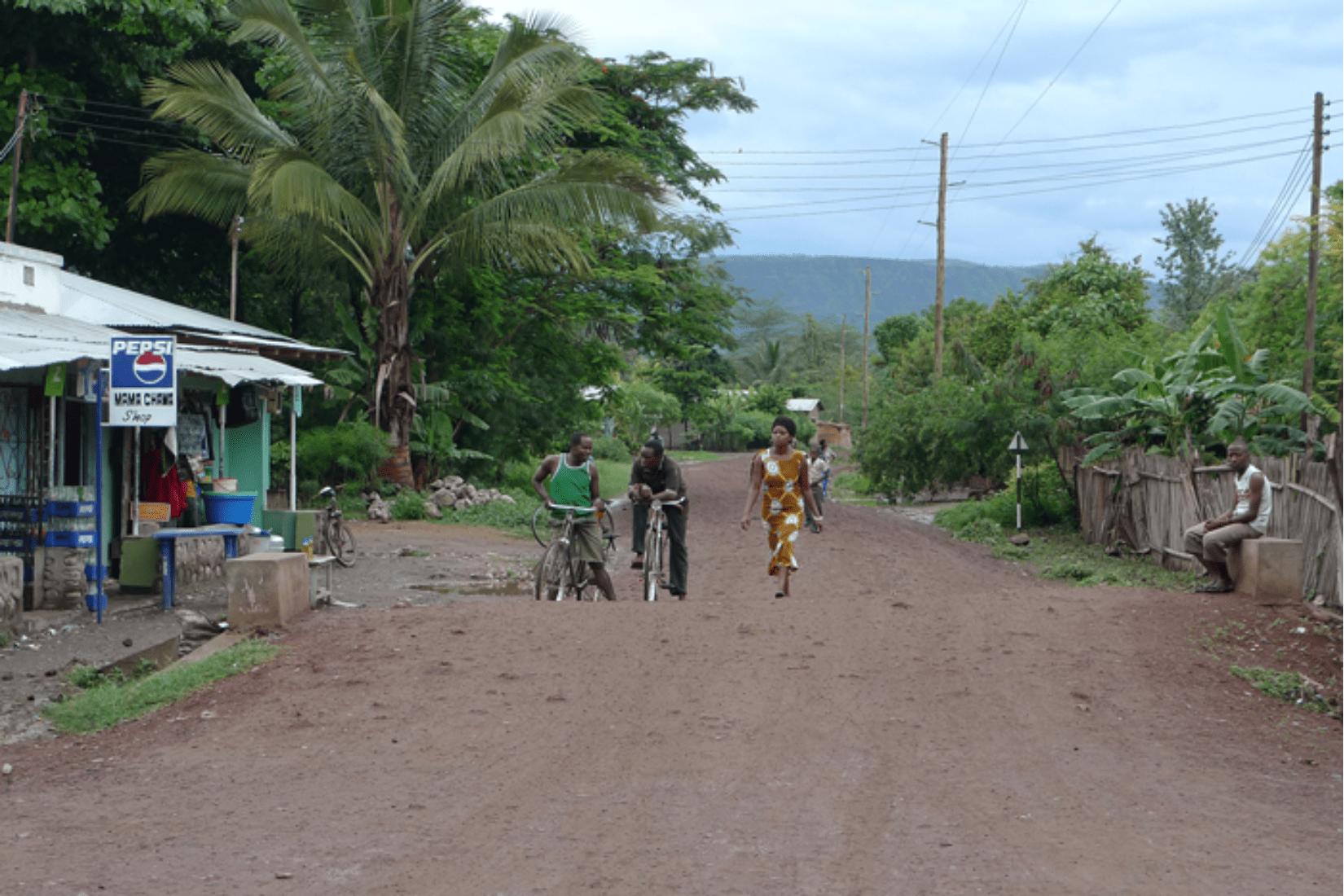 Afrika Reisebericht