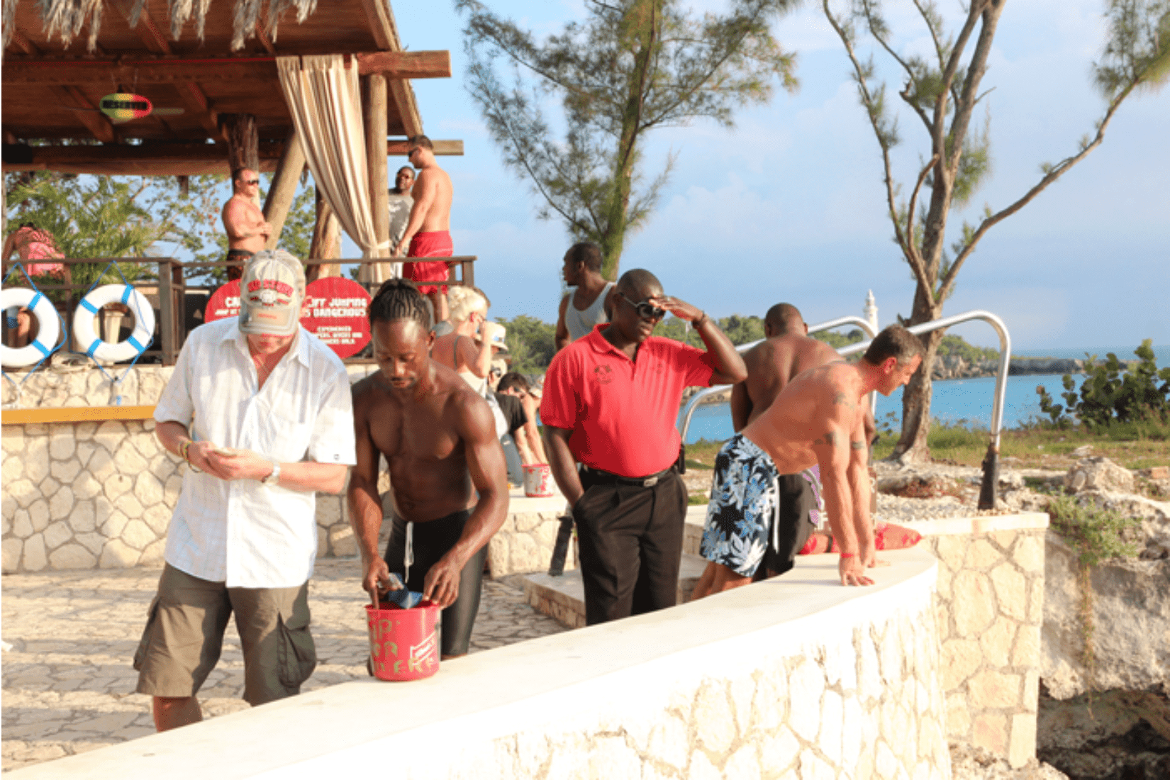 Jamaika Feiern
