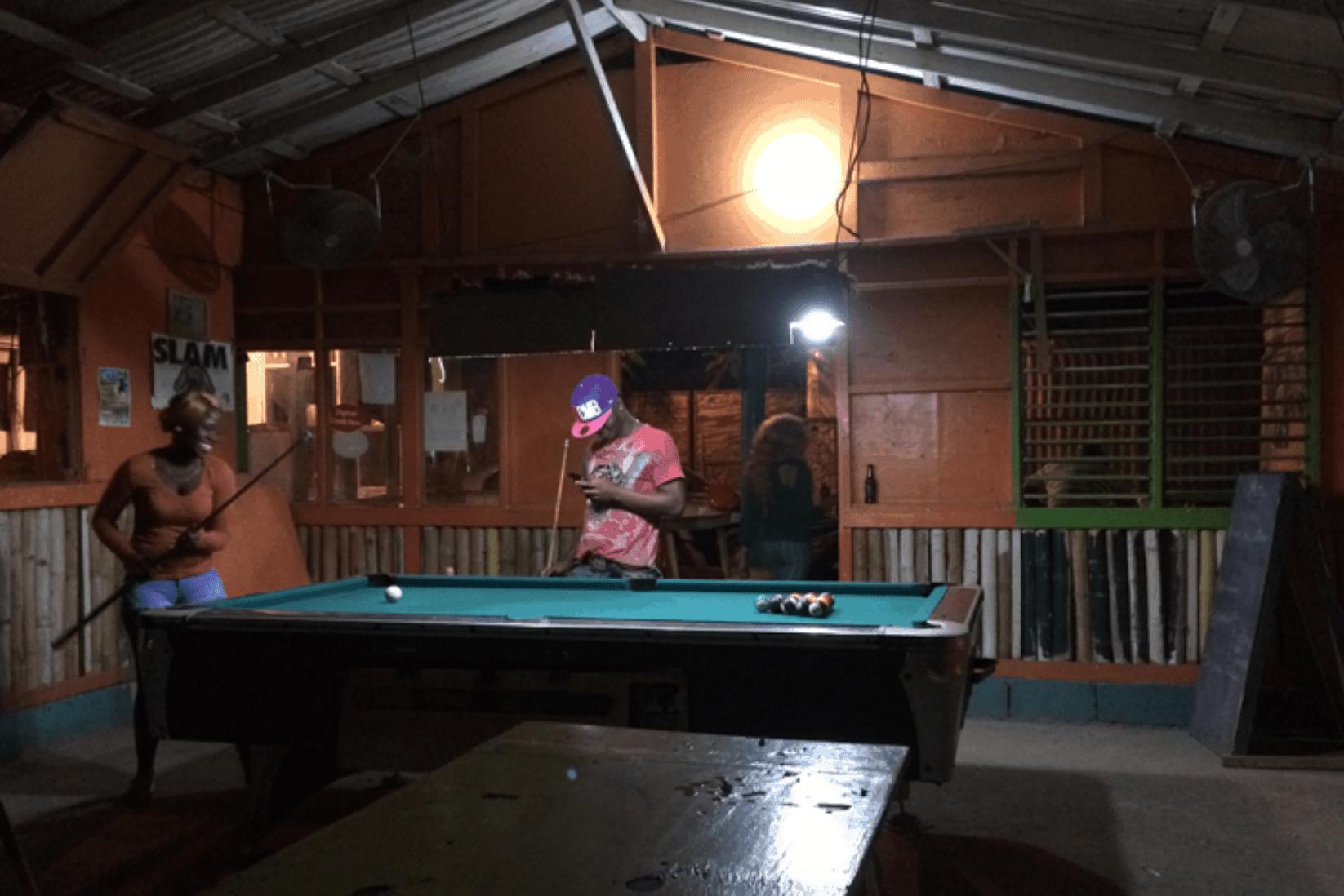 Jamaika Nachtclub