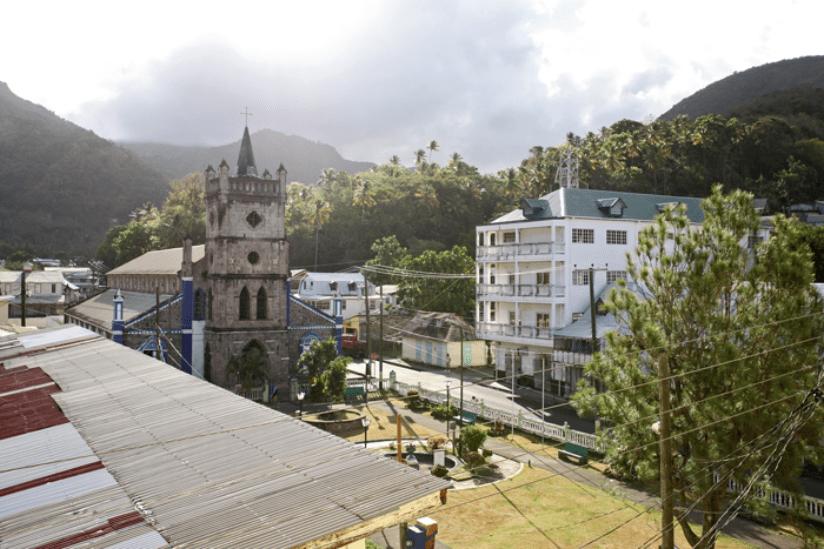 St. Lucia Soufriere