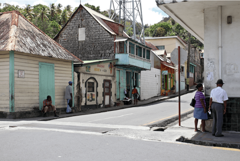 St. Lucia Streets