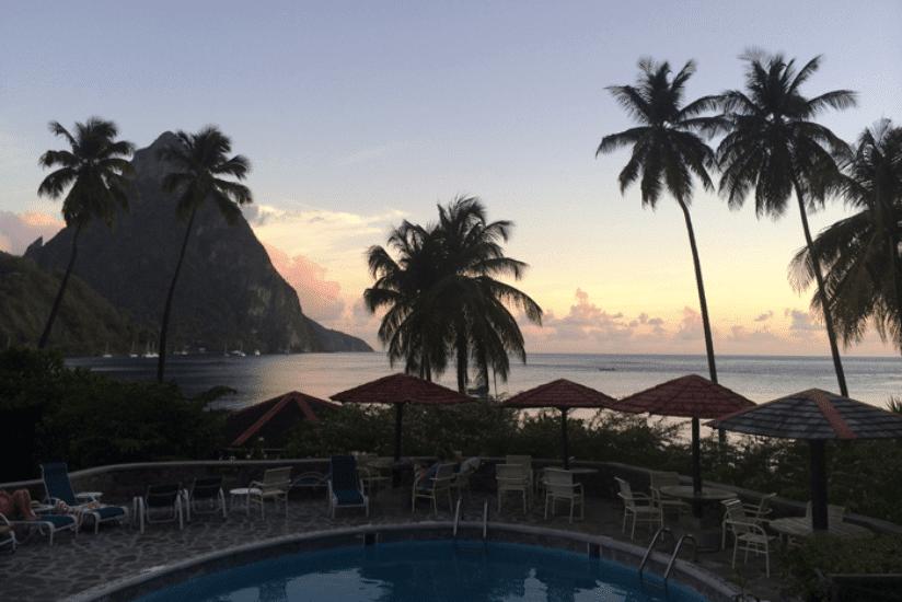 St. Lucia Strandhotel