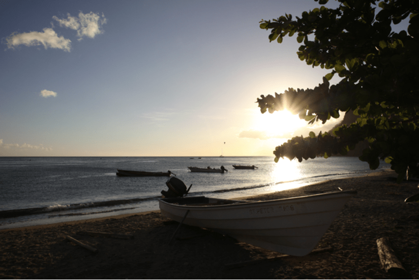St. Lucia Strand
