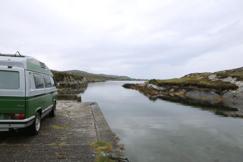 VW T3 Irland Dehler