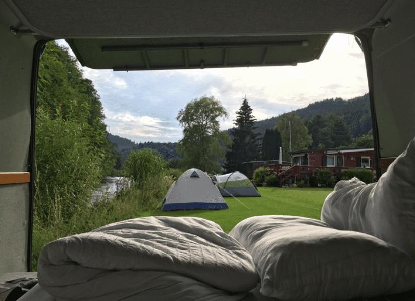 Eifel Campingplatz Blog