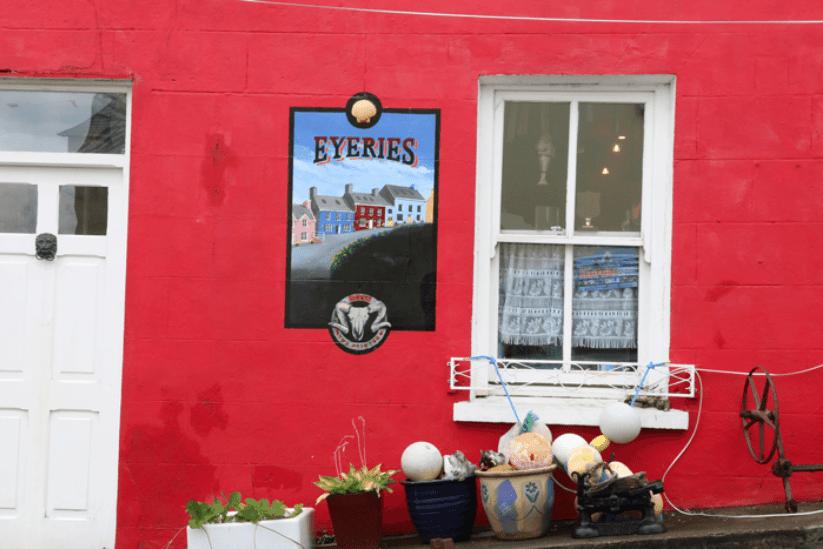 Irland Häuser