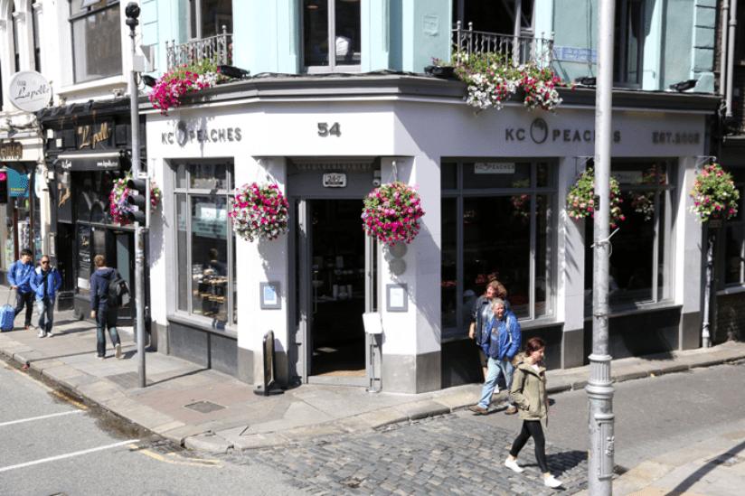 Irland Dublin Blog