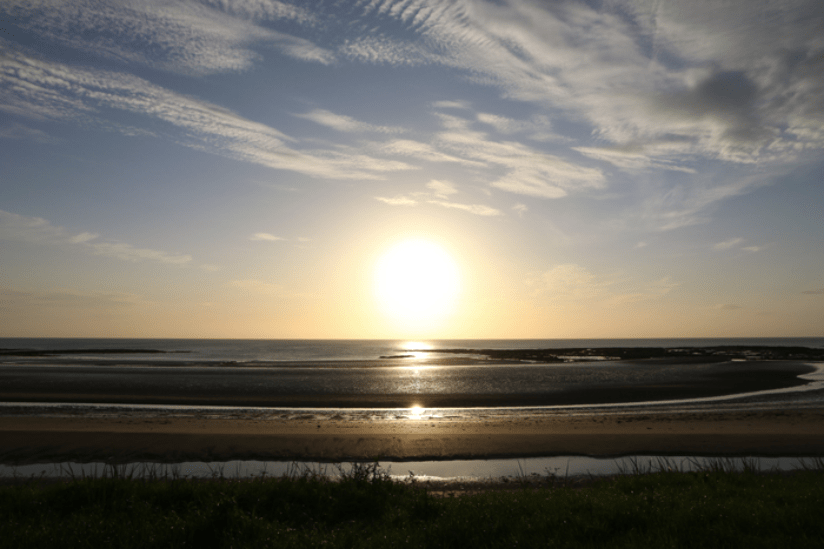 Irland Sonnenuntergang
