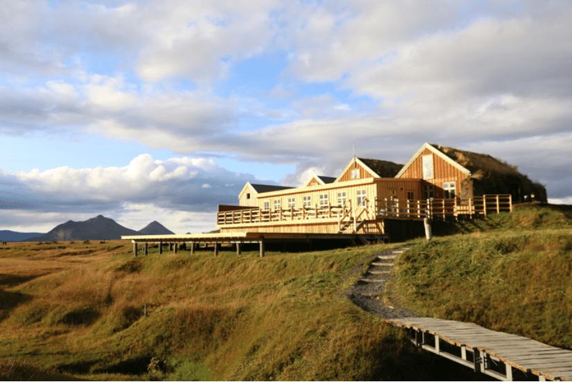 Island Camping Norden