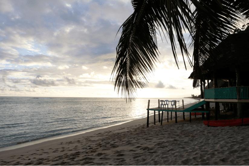 Samoa Lalomanu Beach