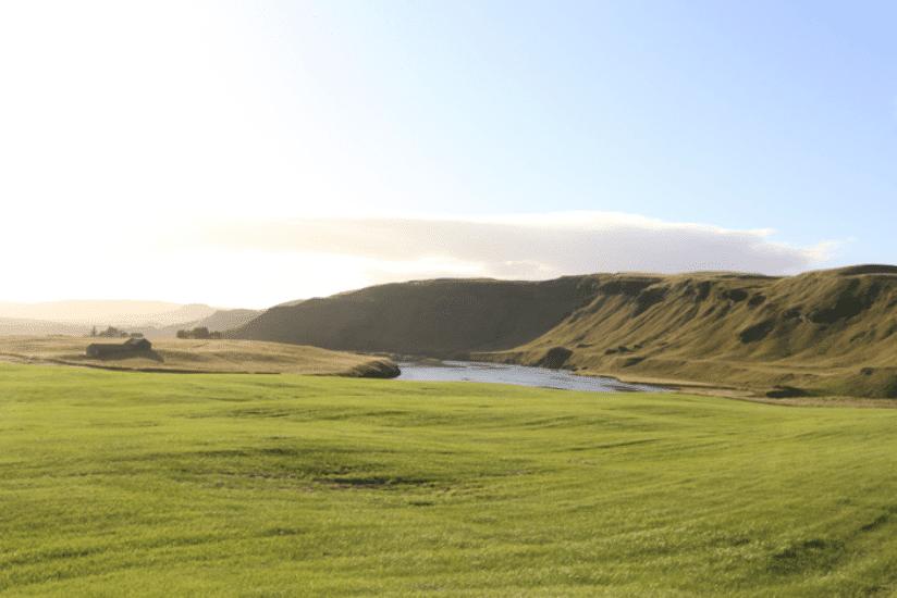Island Süden
