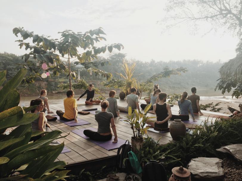 Luang Prabang Yoga