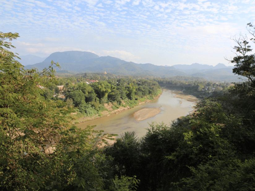Luang Prabang Fluss