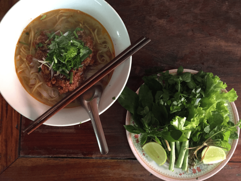 Luang Prabang Noodle Soup