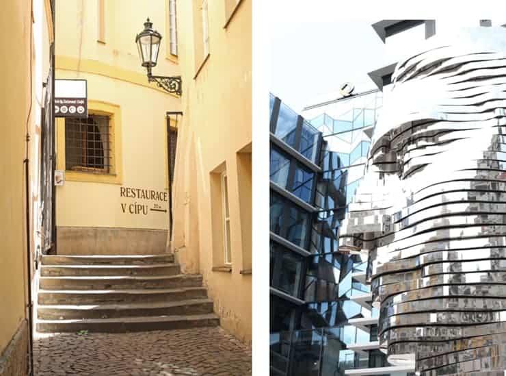 Prag Altstadt Kafka